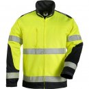 Hiviz jacket Patrol (yellow / navy)