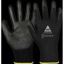 Assembling gloves PU Black