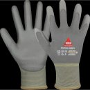 Assembling gloves Padua grey
