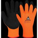 Knitted gloves Neogrip-Orange