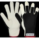 Assembling gloves Driver Eco-Tan