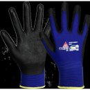 Assembling gloves Padua Blue +