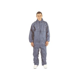Coverall SMS (blue)