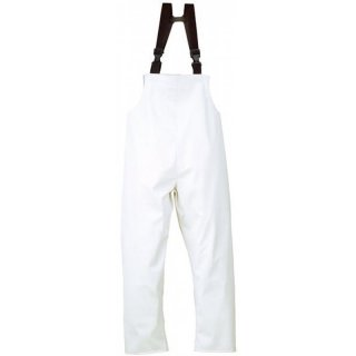 Bib-pants Food (white) XL