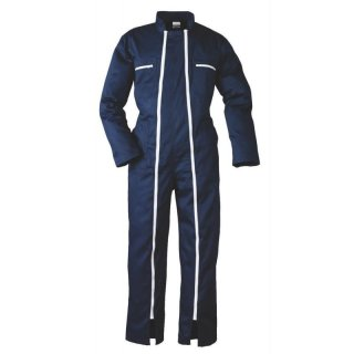 Overall Factory 2 Zip (dark blue) L