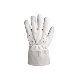 Gloves Flores (nature white)