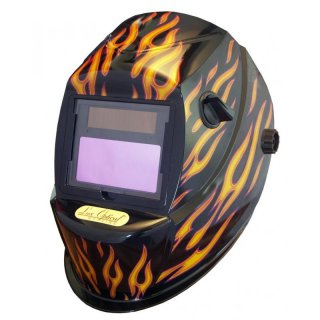 Optoelectronic welding mask Salamander