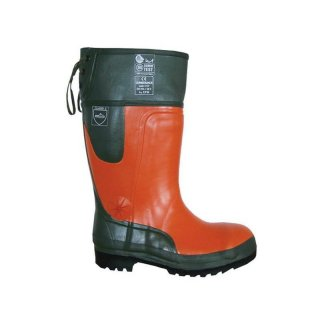 Forestry rubber boot Lumberjack S4