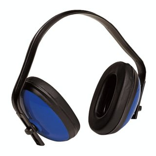 Ear muff Max 300 (blue / black)
