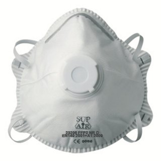 Mask FFP2 NR D SL with valve