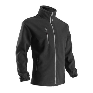 Fleece jacket Angara (black) XS