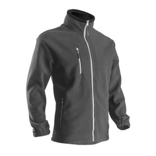 Fleece jacket Angara (grey) L