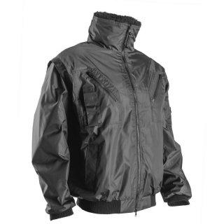 Pilots jacket Zefly (2 in 1) (black) XL